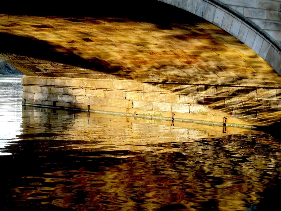 Under the...bridge
